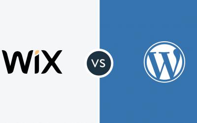 Pourquoi WordPress est plus avantageux que Wix pour créer son site vitrine ?